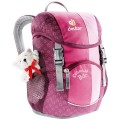 deuter-backpack schmusebar colour pink